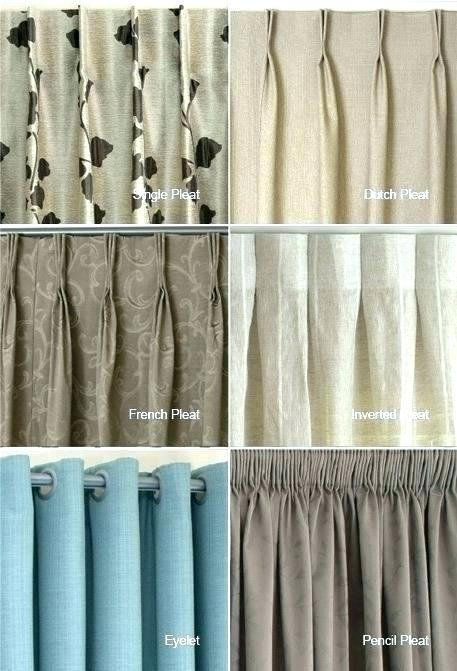 Box Pleat Window Treatments – Commonwealthfisheries In Pleated Curtain Tiers (View 15 of 50)