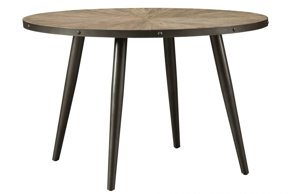 Brooks Round Dining Tables Throughout Best And Newest Coverty – Light Brown – Round Dining Room Table (#9 of 30)