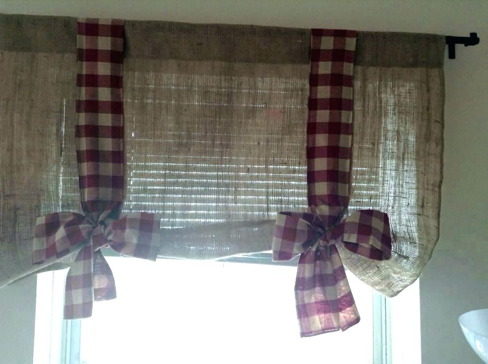 Burgundy Kitchen Curtains – Worldwidetours (#12 of 50)