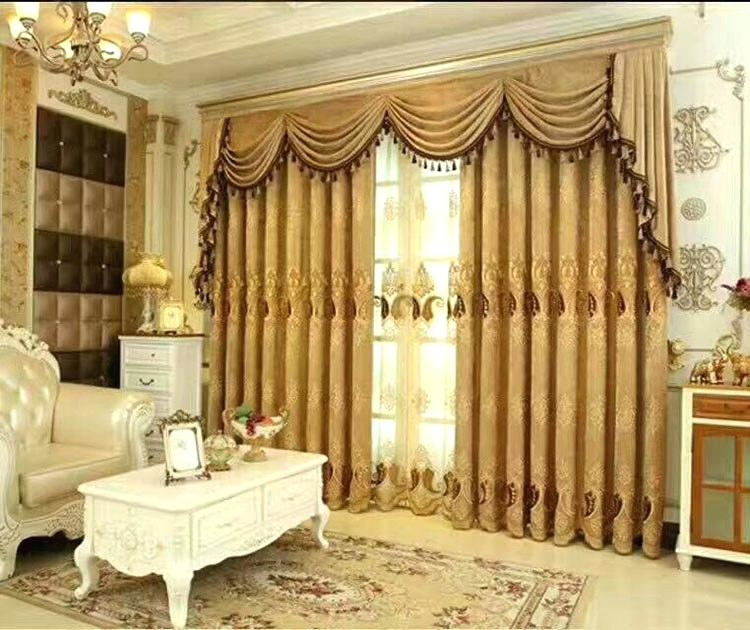 Buy Natural Curtains Drapes Online At Overstock Our Best Regarding Luxury Collection Kitchen Tiers (#7 of 50)