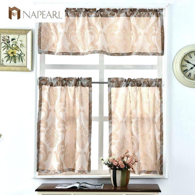 Cafe Curtains Walmart – Golegilo (#4 of 50)