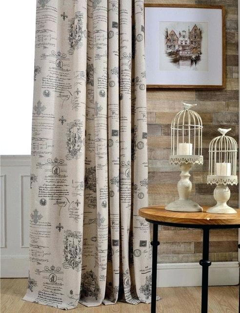 Cafe Style Curtains – Babyde (View 7 of 30)