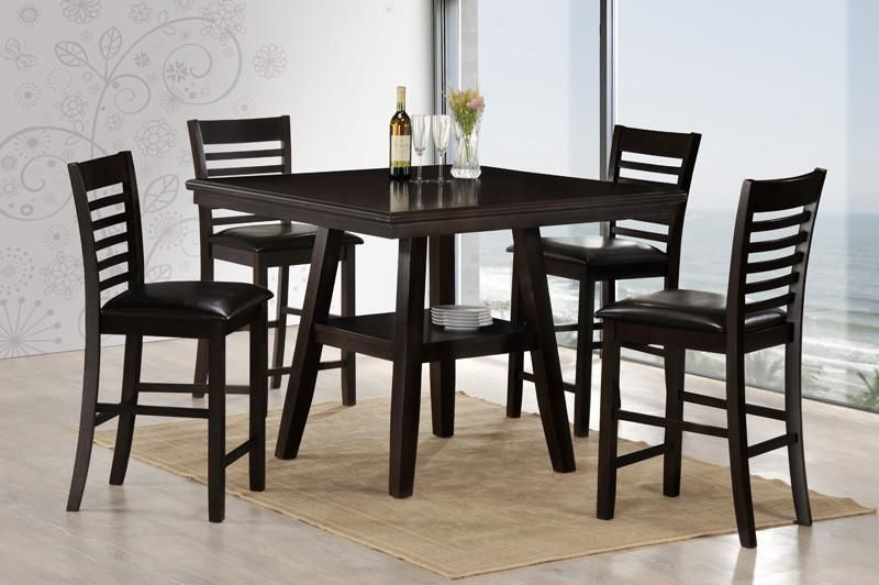 Popular Photo of Carson Counter Height Tables