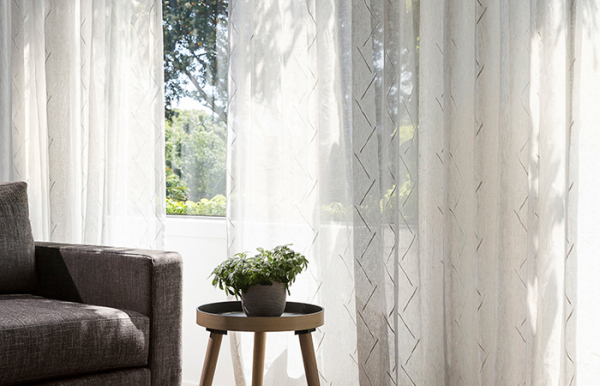Choosing And Using Sheer Curtains » Russells Curtains & Blinds Pertaining To Luxury Light Filtering Straight Curtain Valances (View 13 of 47)