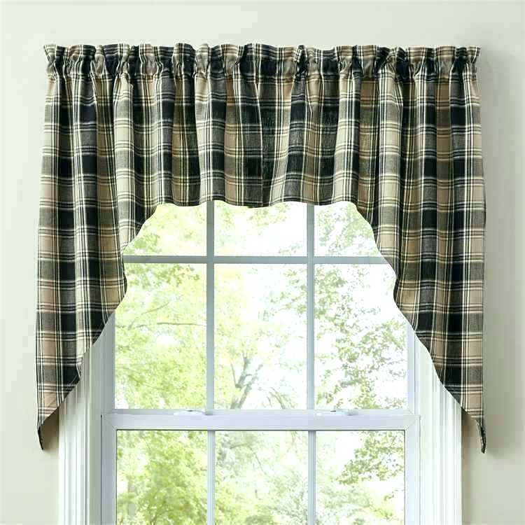 Country Primitive Curtains – Bluefinz For Primitive Kitchen Curtains (#12 of 30)