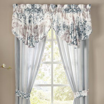 Croscill Kinsley Circle Valance | Products | Valance Within Circle Curtain Valances (View 10 of 30)