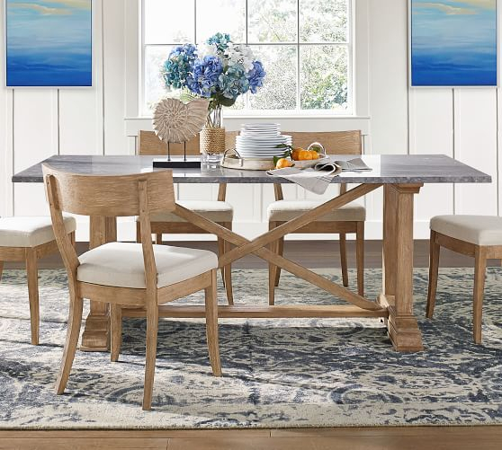 Current 15 Best Pottery Barn Dining Tables On Sale! (View 30 of 30)