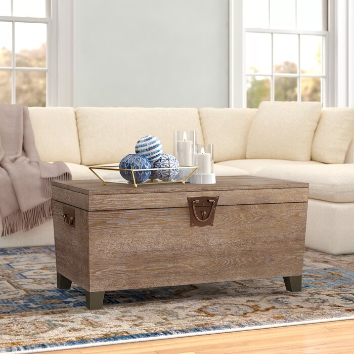 Current Menlo Reclaimed Wood Extending Dining Tables With Menlo Coffee Table With Storage (#7 of 30)