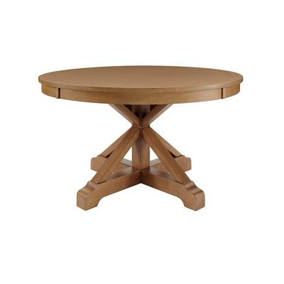 Current Nolan Round Pedestal Dining Tables Intended For Round – Kitchen & Dining Tables – Kitchen & Dining Room (#5 of 30)