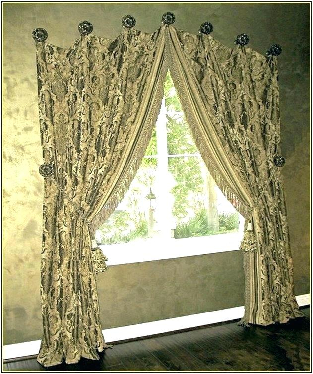 Curtain Medallions – Topcat (View 22 of 48)