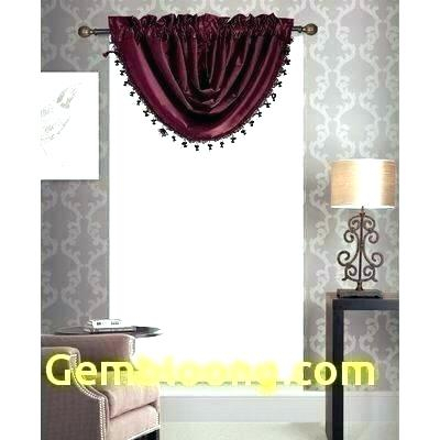 Curtain Sets With Valance – Mnkskin Intended For Kitchen Window Tier Sets (#9 of 50)