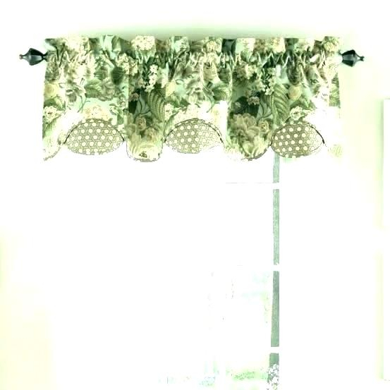 Curtain Sets With Valance – Onsaturn (#13 of 50)
