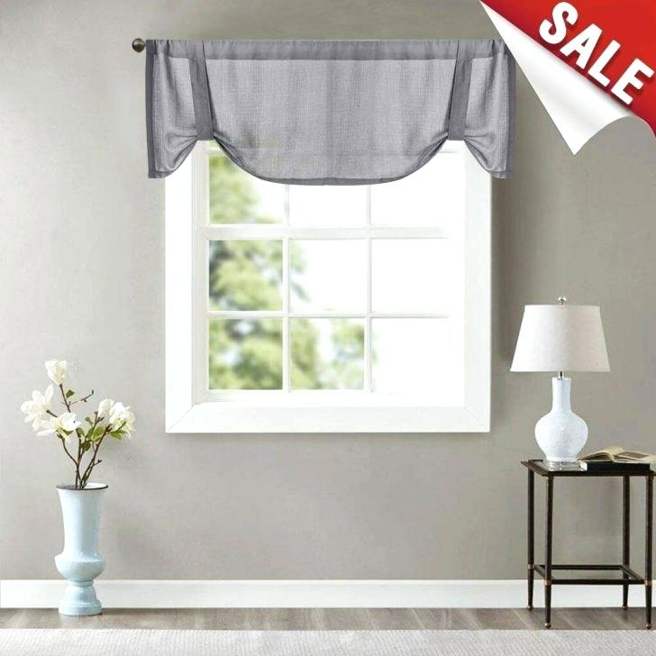 Curtain Sets With Valance – Onsaturn (#15 of 50)