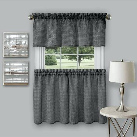 Curtain Tier – Divethrill With Regard To Kitchen Window Tier Sets (#13 of 50)