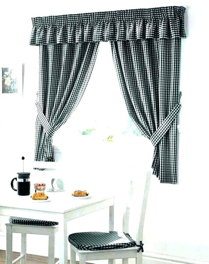 Curtain Tiers And Valances – Europeanschool Intended For Sunflower Cottage Kitchen Curtain Tier And Valance Sets (#21 of 50)