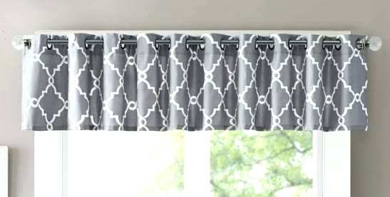 Curtain Tiers And Valances – Europeanschool With Grey Window Curtain Tier And Valance Sets (View 16 of 50)