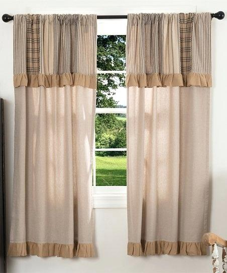Curtain Valance Set – Birdclan (View 29 of 50)