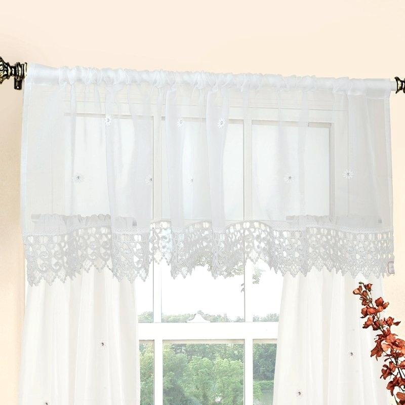 Curtain Valance Set – Birdclan (View 18 of 50)