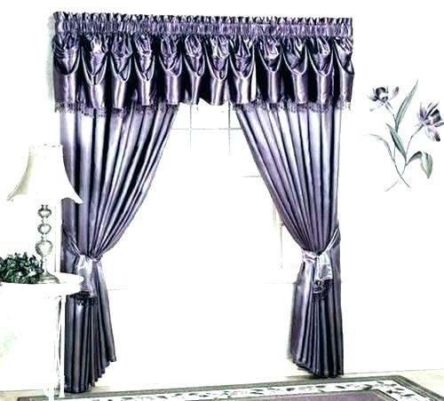 Curtain Valance Set – Bombona (View 20 of 50)
