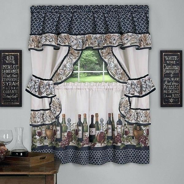 Curtain Valance Set – Bombona (View 23 of 30)