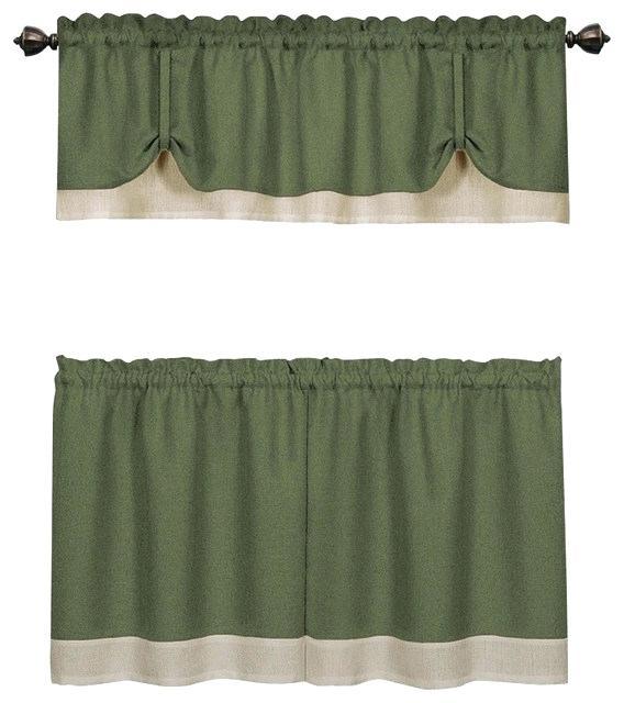 Curtain Valance Set – Bombona (View 16 of 30)
