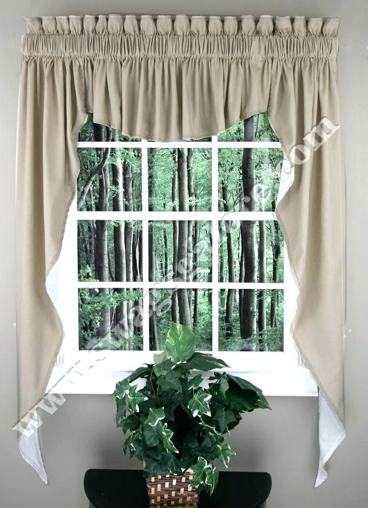Curtain Valance Set – Bombona (View 15 of 30)