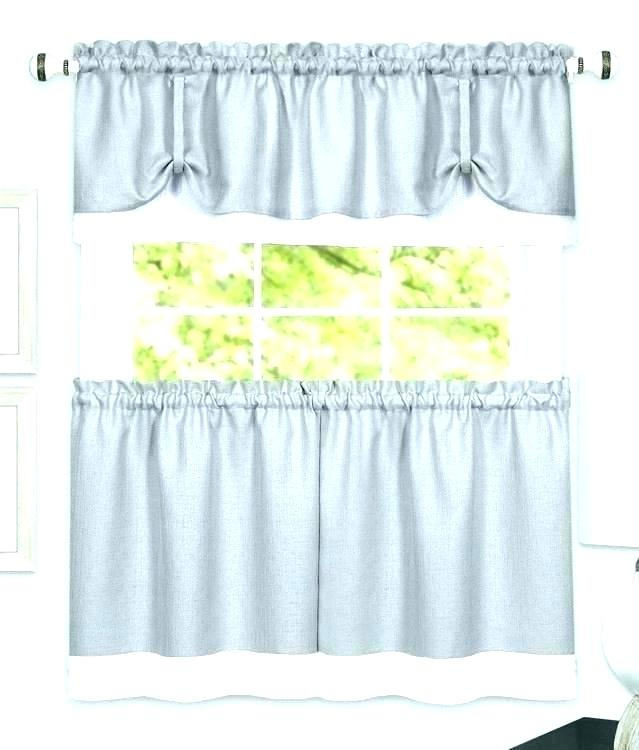 Curtain Valance Set – Bombona (#25 of 50)