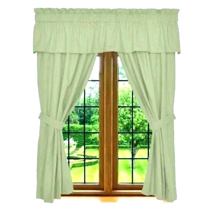 Curtain Valance Set – Bombona (#23 of 50)