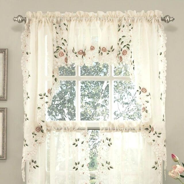 Curtain Valance Set – Bombona (#18 of 50)