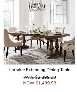 [%Cyber Monday – Extended! 1 More Day Up To 75% Off + For Popular Hewn Oak Lorraine Extending Dining Tables|Hewn Oak Lorraine Extending Dining Tables For Most Recent Cyber Monday – Extended! 1 More Day Up To 75% Off +|Recent Hewn Oak Lorraine Extending Dining Tables With Regard To Cyber Monday – Extended! 1 More Day Up To 75% Off +|2020 Cyber Monday – Extended! 1 More Day Up To 75% Off + Intended For Hewn Oak Lorraine Extending Dining Tables%] (#29 of 30)