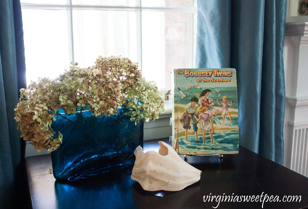 Inspiration about Decorating For Summer With Vintage Beach Decor – Sweet Pea With Regard To Vintage Sea Shore All Over Printed Window Curtains (#29 of 47)
