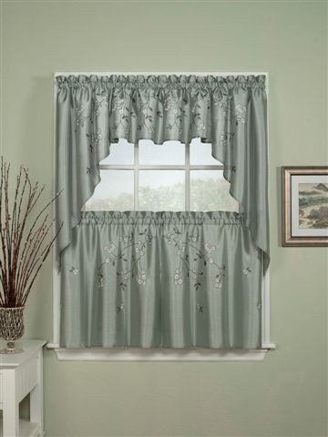 Designer Kitchen Curtains – Thecurtainshop Within Classic Kitchen Curtain Sets (View 18 of 50)