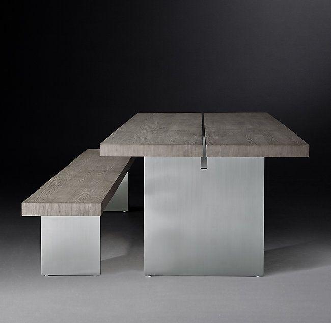 Dining Bench Regarding Herran Dining Tables (#3 of 20)