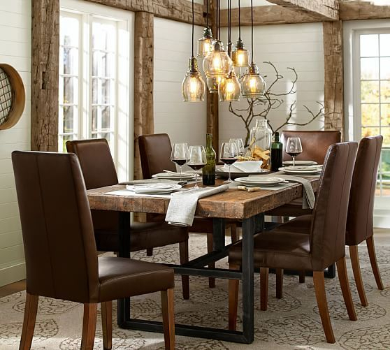 Inspiration about Dining In 2019 Intended For Griffin Reclaimed Wood Dining Tables (#9 of 30)