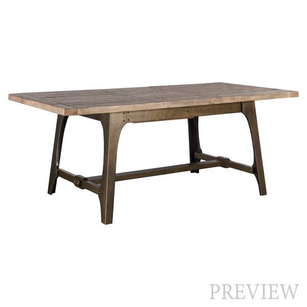 Dining Room In Current Menlo Reclaimed Wood Extending Dining Tables (#9 of 30)