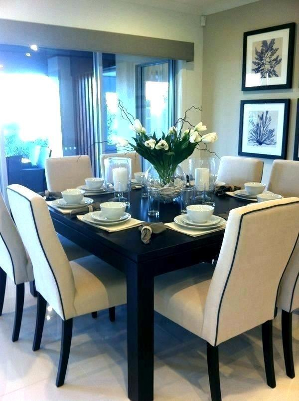 Inspiration about Dining Room Sets For 8 Black – Acompanhantessaopaulo.xyz In Most Current Chapman Marble Oval Dining Tables (#29 of 30)