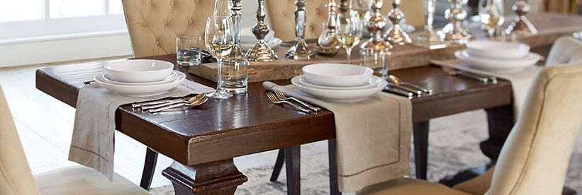 Inspiration about Dining Room Tables Pottery Barn Pottery Barn Dining Room Intended For Most Up To Date Stafford Reclaimed Extending Dining Tables (#15 of 30)