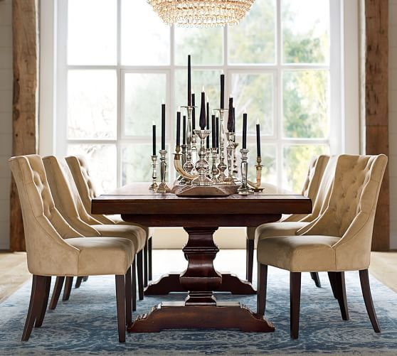 Inspiration about Dining Room With Regard To Latest Alfresco Brown Banks Extending Dining Tables (#2 of 30)