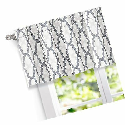 Popular Photo of Trellis Pattern Window Valances