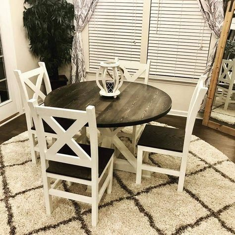 Inspiration about Driftwood White Hart Reclaimed Pedestal Extending Dining Tables Within Favorite Hart Reclaimed Extending Pedestal Dining Table, Driftwood White (#7 of 30)