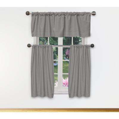Duck River – Rod Pocket – Light Filtering Curtains With Light Filtering Kitchen Tiers (View 28 of 50)