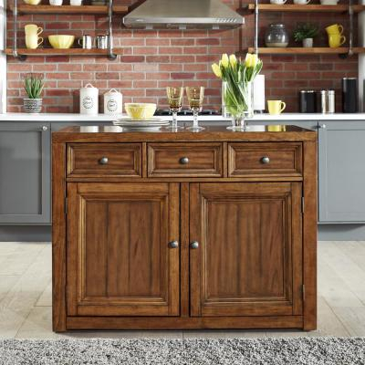 Elworth Kitchen Island Regarding Most Recently Released Kitchen Islands – Carts, Islands & Utility Tables – The Home (#7 of 20)