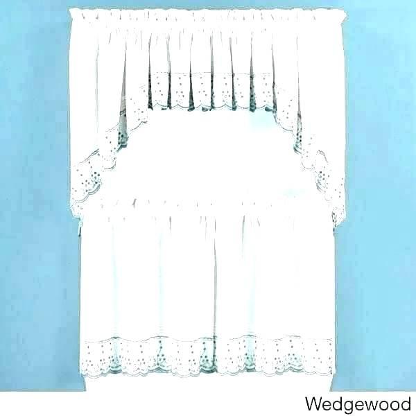 Exciting 5 Piece Kitchen Curtain Sets Kitchenaid Blender Throughout Kitchen Window Tier Sets (#18 of 50)