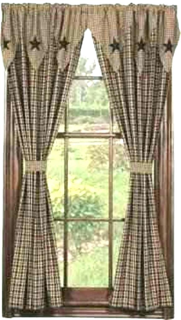 Fall Kitchen Curtains – Goldenenterprises (#16 of 30)