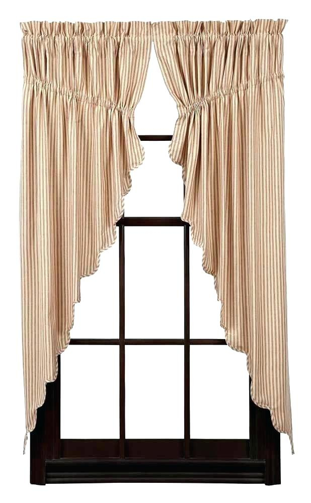 Fall Kitchen Curtains – Thehimalaya Within Primitive Kitchen Curtains (#17 of 30)