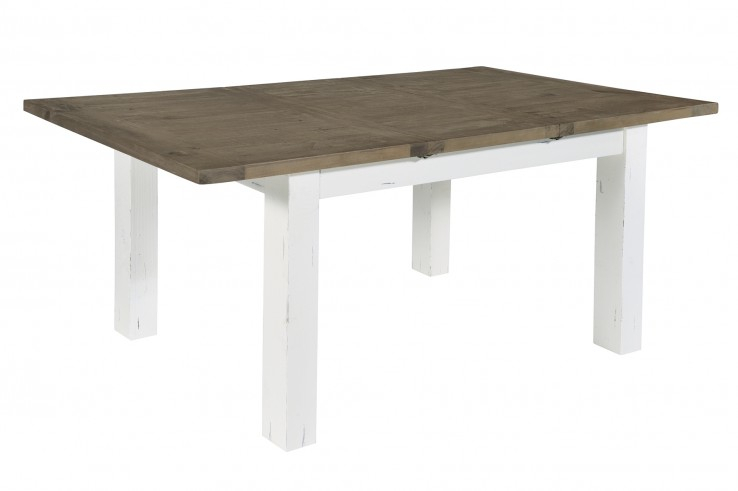 Famous Langton Reclaimed Wood Dining Tables For Langton Extending 180Cm Dining Table (#6 of 30)