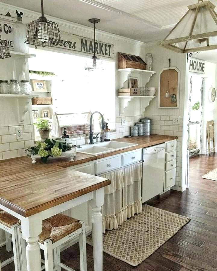Farmhouse Style Kitchen Curtains – Europeanschool Regarding Farmhouse Kitchen Curtains (View 30 of 50)