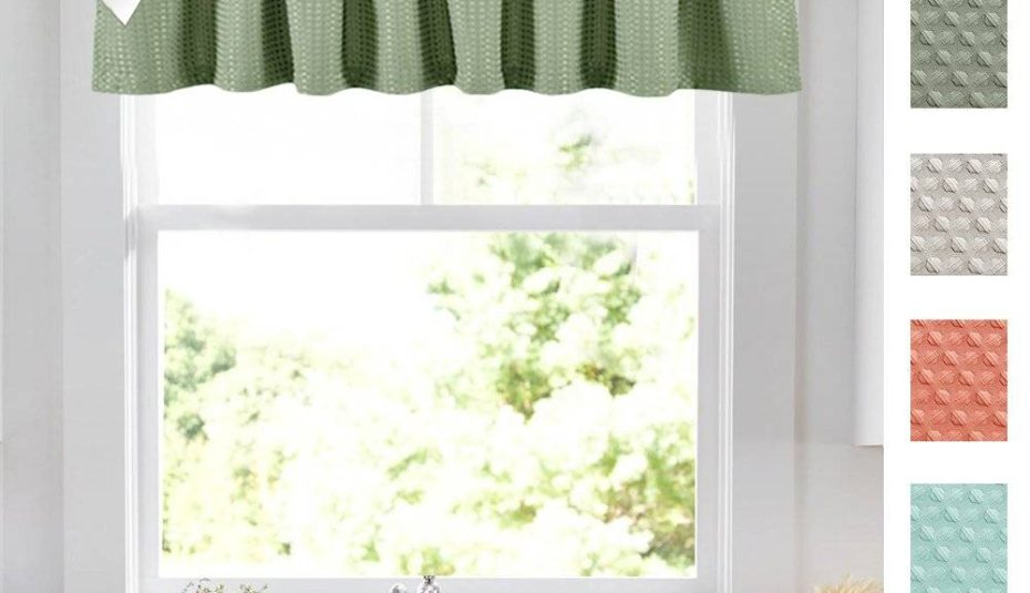 Fascinating Window Valance White Knit Lace Bird Motif With Regard To White Knit Lace Bird Motif Window Curtain Tiers (View 17 of 50)