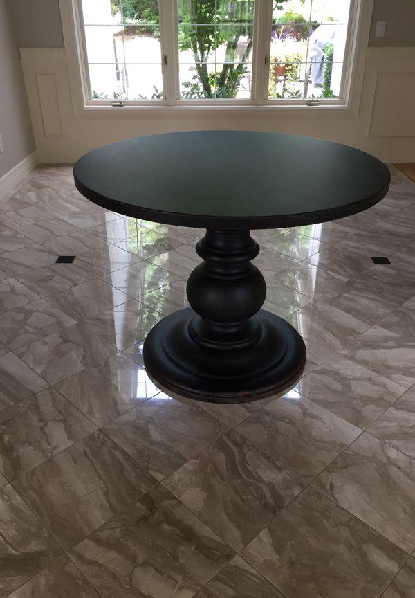 Fashionable Pottery Barn Dawson Pedestal Table For Sale In Woodinville In Dawson Pedestal Tables (#9 of 20)