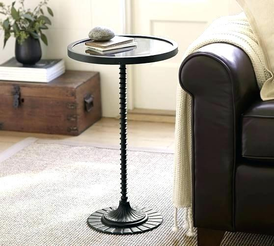 Fashionable Rae Round Pedestal Dining Tables With Regard To Pottery Barn Rae Bistro Table – Gracehomeremodeling (#3 of 30)